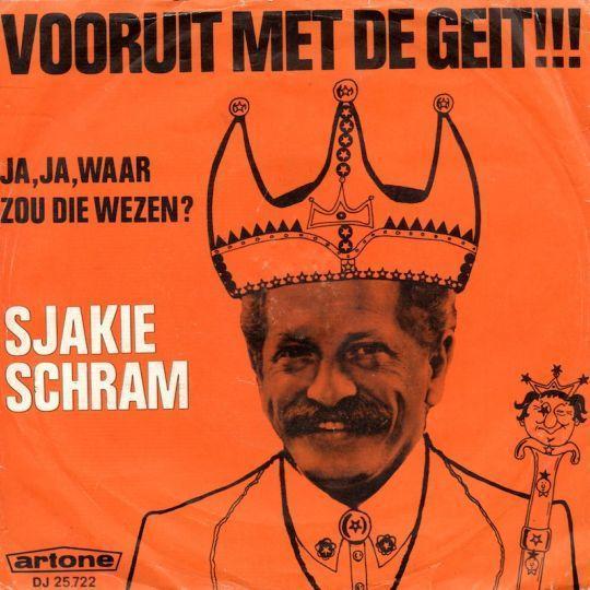 Coverafbeelding Vooruit Met De Geit!!! - Sjakie Schram
