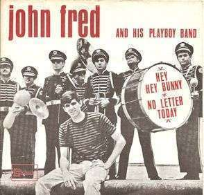 Coverafbeelding Hey Hey Bunny - John Fred And His Playboy Band