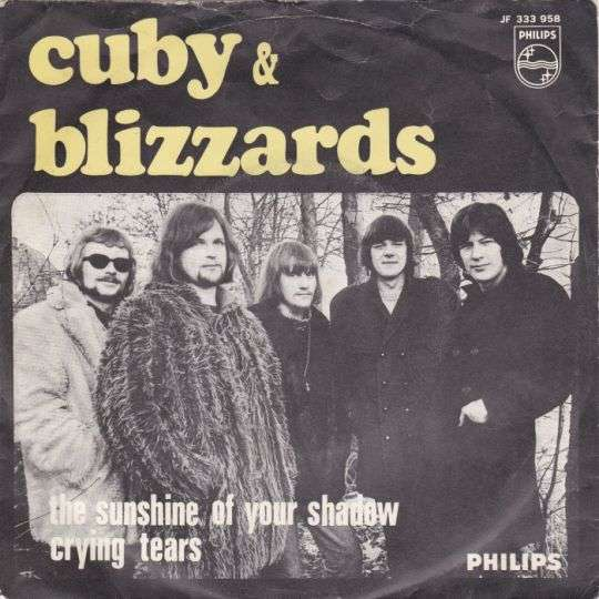 Coverafbeelding Cuby & Blizzards - The Sunshine Of Your Shadow