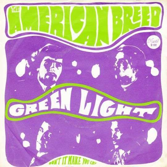 Coverafbeelding Green Light - The American Breed