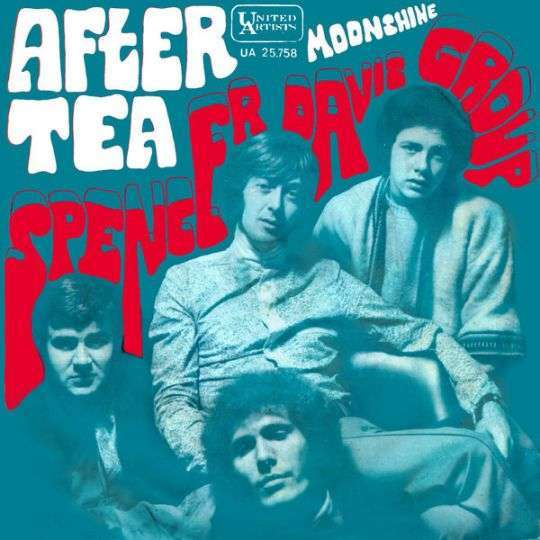 Coverafbeelding After Tea - Spencer Davis Group