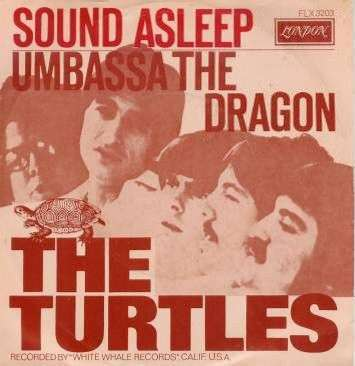 Coverafbeelding The Turtles - Sound Asleep