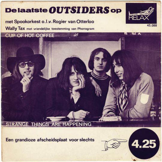 Coverafbeelding Cup Of Hot Coffee - Outsiders Met Spookorkest O.l.v. Rogier Van Otterloo