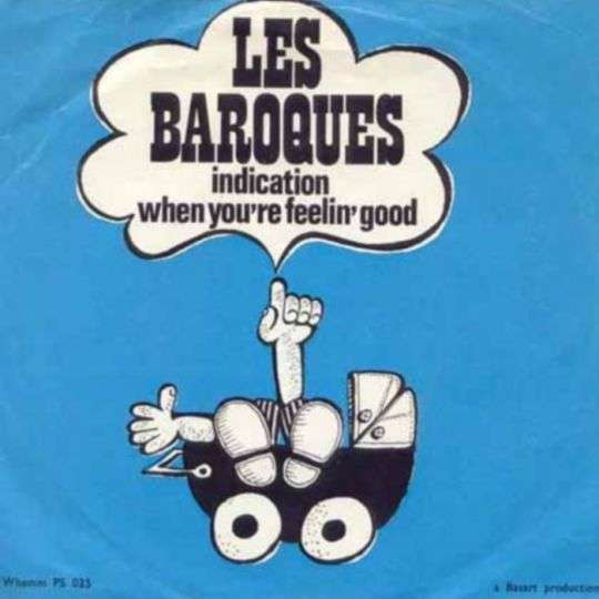 Coverafbeelding Indication - Les Baroques