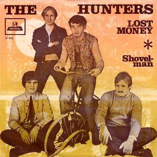 Coverafbeelding Lost Money - The Hunters