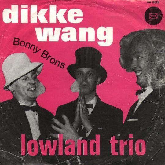 Coverafbeelding Dikke Wang - Lowland Trio