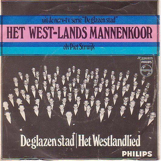 Coverafbeelding Het West-Lands Mannenkoor olv Piet Struijk - Het Westlandlied