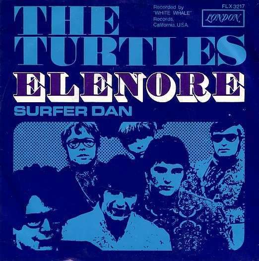 Coverafbeelding Elenore - The Turtles