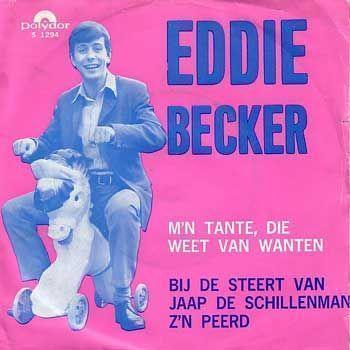 Coverafbeelding M'n Tante, Die Weet Van Wanten - Eddie Becker