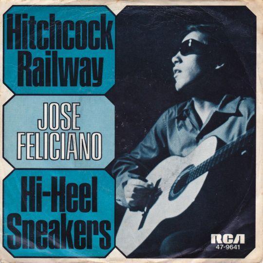 Coverafbeelding Hi-Heel Sneakers - Jose Feliciano