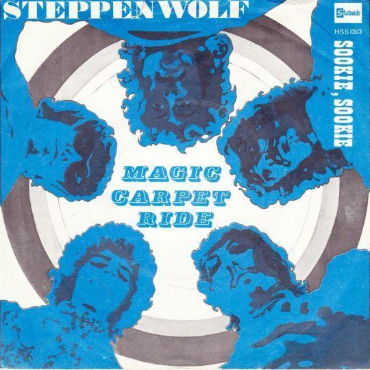 Coverafbeelding Steppenwolf - Magic Carpet Ride