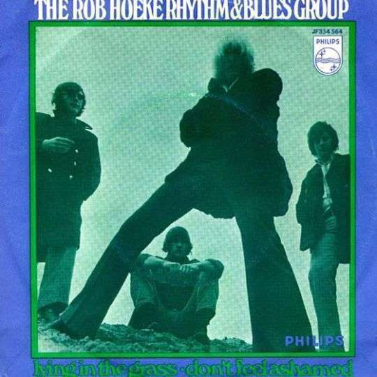 Coverafbeelding Lying In The Grass - The Rob Hoeke Rhythm & Blues Group