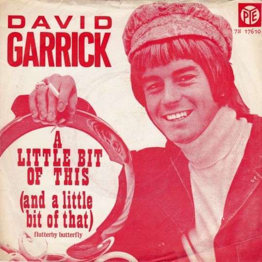 Coverafbeelding A Little Bit Of This (And A Little Bit Of That) - David Garrick