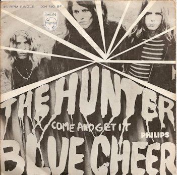 Coverafbeelding The Hunter - Blue Cheer