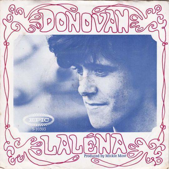 Coverafbeelding Lal�na - Donovan