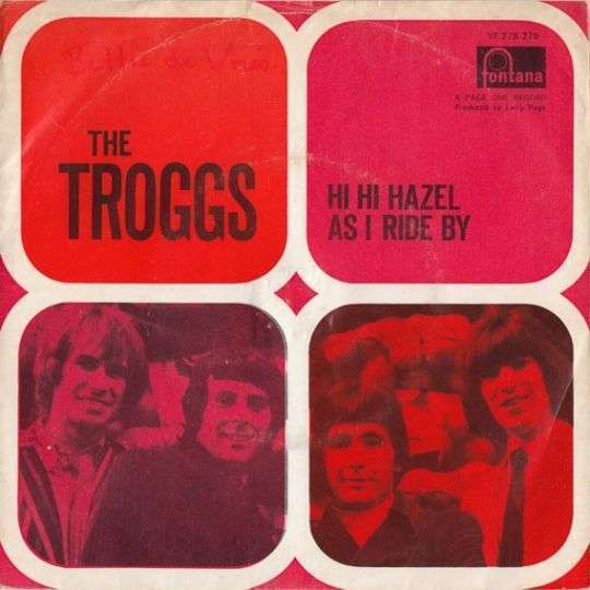Coverafbeelding Hi Hi Hazel - The Troggs