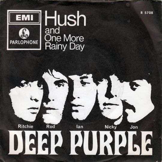 Coverafbeelding Hush - Deep Purple