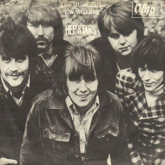 Coverafbeelding The Music Box - The Hep Stars