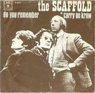 Coverafbeelding Do You Remember - The Scaffold