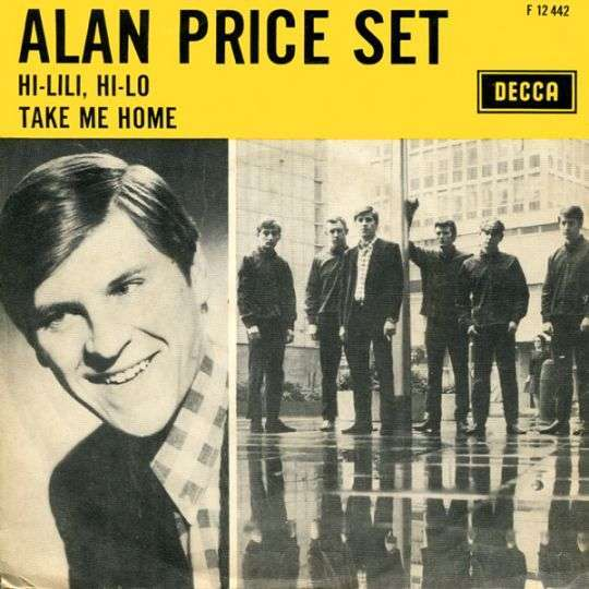 Coverafbeelding Hi-Lili, Hi-Lo - Alan Price Set