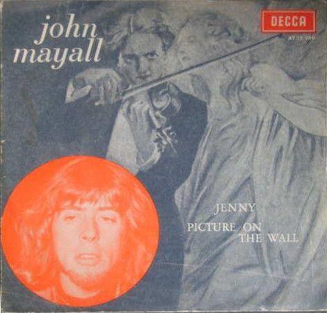 Coverafbeelding Jenny - John Mayall