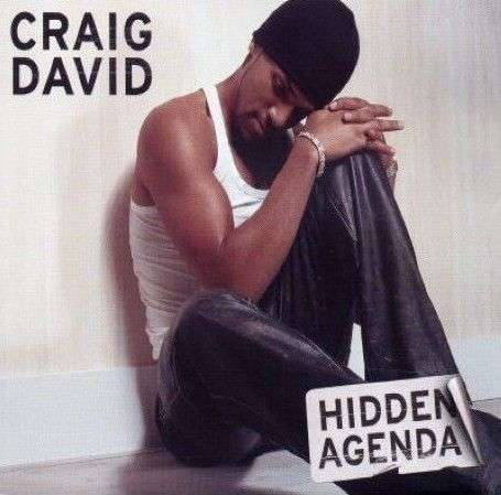 Coverafbeelding Hidden Agenda - Craig David