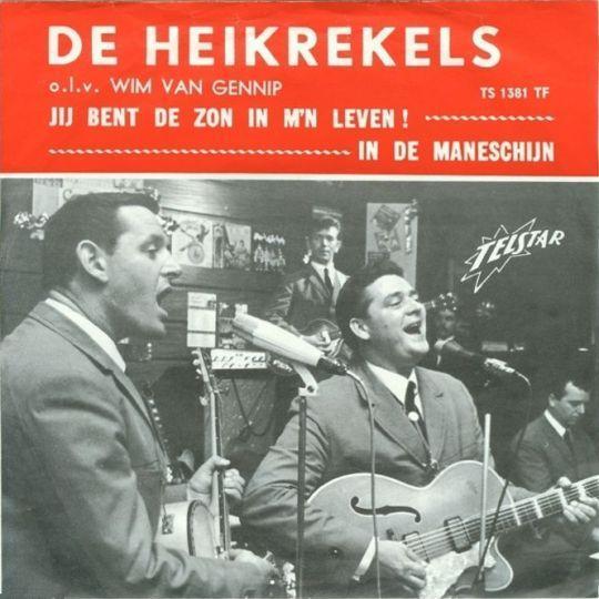 Coverafbeelding Jij Bent De Zon In M'n Leven! - De Heikrekels O.l.v. Wim Van Gennip