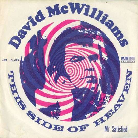 Coverafbeelding This Side Of Heaven - David Mcwilliams