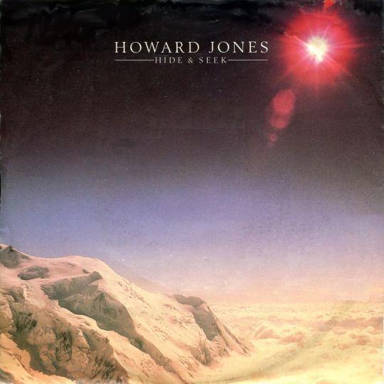 Coverafbeelding Hide & Seek - Howard Jones