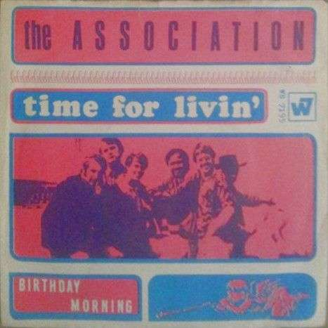 Coverafbeelding The Association - Time For Livin'