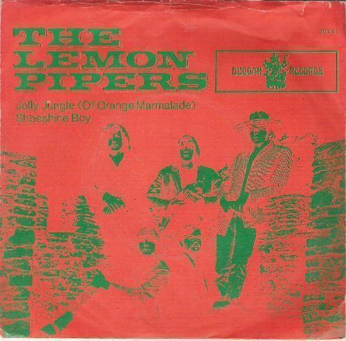 Coverafbeelding Jolly Jungle (Of Orange Marmalade) - The Lemon Pipers