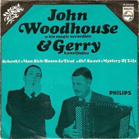 Coverafbeelding Schenkt Man Sich Rosen In Tirol - John Woodhouse & His Magic Accordion & Kunstfluiter Gerry