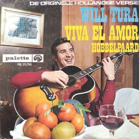Coverafbeelding Viva El Amor - Will Tura