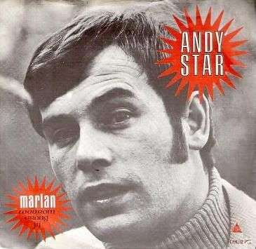 Coverafbeelding Marian - Andy Star