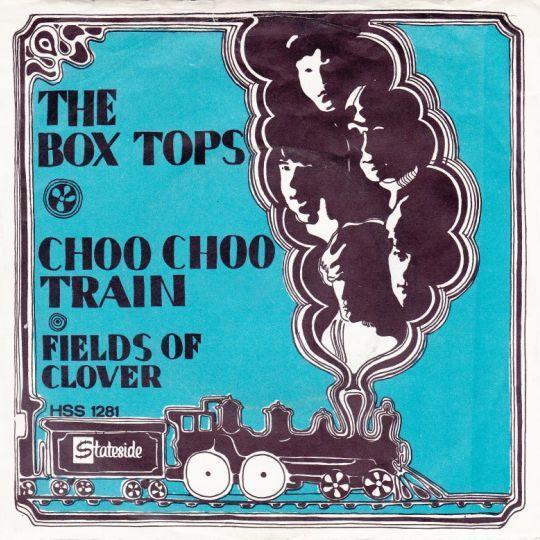 Coverafbeelding Choo Choo Train - The Box Tops