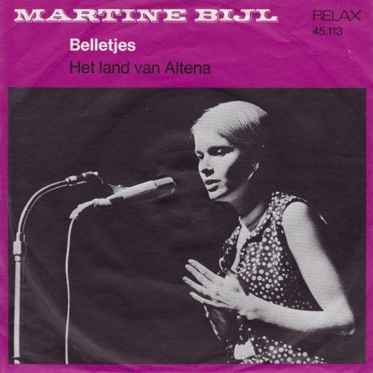 Coverafbeelding Belletjes - Martine Bijl