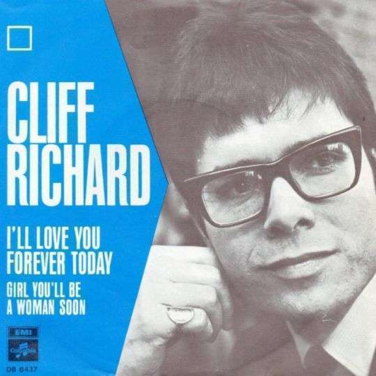 Coverafbeelding I'll Love You Forever Today - Cliff Richard