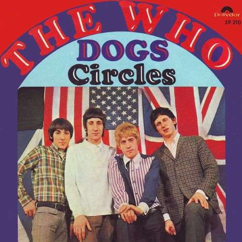 Coverafbeelding Dogs - The Who