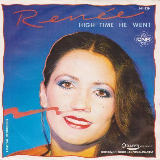Coverafbeelding Renée - High Time He Went