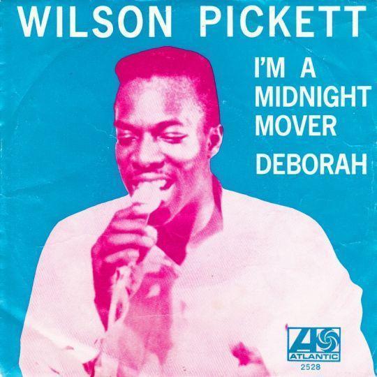 Coverafbeelding I'm A Midnight Mover - Wilson Pickett