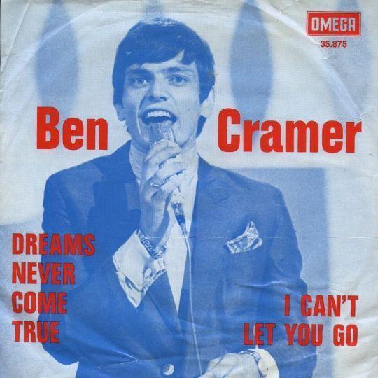 Coverafbeelding Dreams Never Come True - Ben Cramer