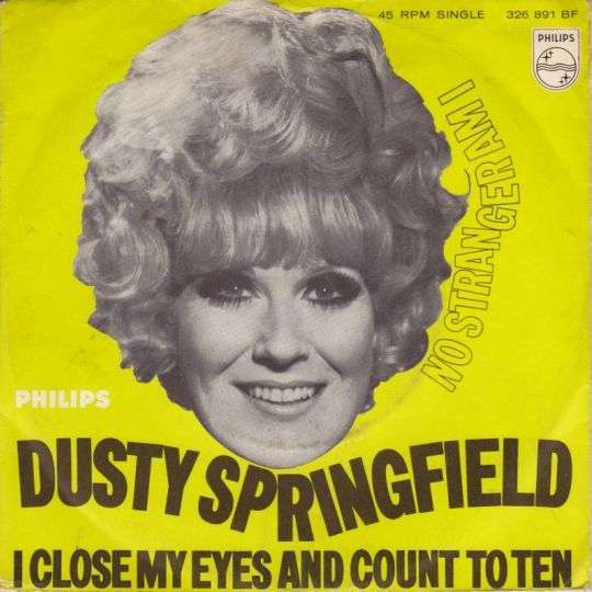 Coverafbeelding I Close My Eyes And Count To Ten - Dusty Springfield