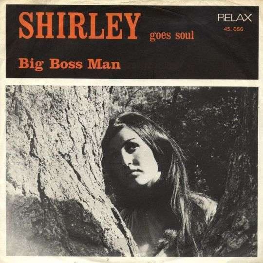 Coverafbeelding Big Boss Man - Shirley