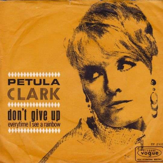 Coverafbeelding Don't Give Up - Petula Clark