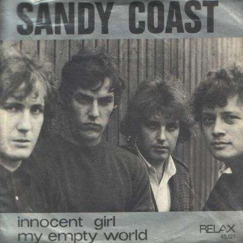 Coverafbeelding Innocent Girl - Sandy Coast