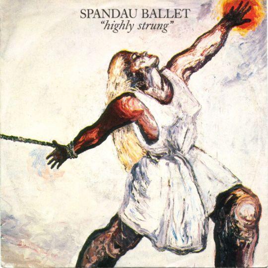 Coverafbeelding Highly Strung - Spandau Ballet