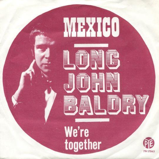 Coverafbeelding Mexico - Long John Baldry