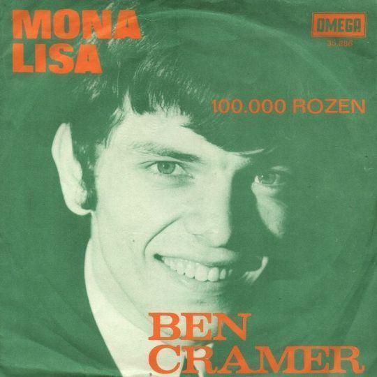 Coverafbeelding Mona Lisa - Ben Cramer