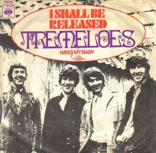 Coverafbeelding I Shall Be Released - The Tremeloes