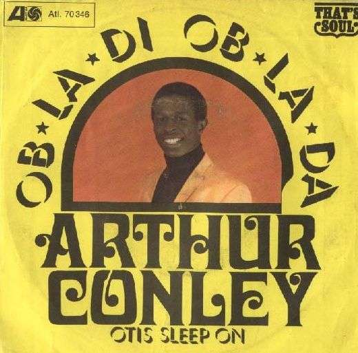 Coverafbeelding Ob-la-di Ob-la-da - Arthur Conley